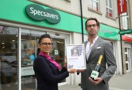 Specs award for local lawyer | News | Specsavers UK