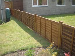Fencing Wood Concrete Taunton Bridgwater Yeovil Burnham On Sea Slabs R Us