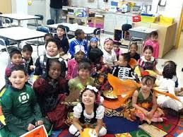 Class Photos - Ms. Ferguson14 Class Geraldine Johnson School