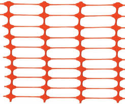 Orange Plastic Safety Mesh Fence Premium Plus 50m Roll Barriers4u Co Uk Barriers For Crowd Control Safety