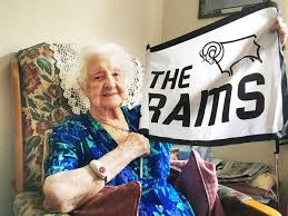 Derby County's oldest supporter Dolly Smith dies aged 107 ...