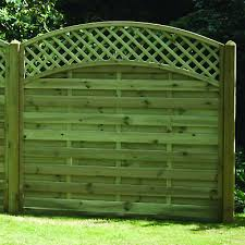 Wooden Fence Panel Arch Lattice Top Free Delivery 50 Miles Boston 66 55 Picclick Uk