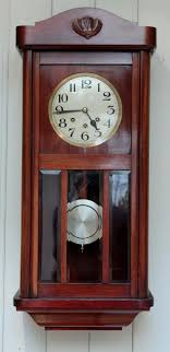 westminster chime wall clock chiming