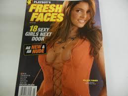 "Playboy's Fresh Faces Men's Magazine ""Hillary Fisher"" ""Chole Rivers"" July  2008: Playboy Pub.: Amazon.com: Books"