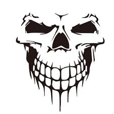 Skull Hood Decal Vinyl Large Graphic Sticker Car Truck Semi Boat Tailgate Window Buy At A Low Prices On Joom E Commerce Platform