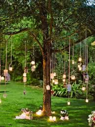 20 amazing outdoor garden wedding ideas