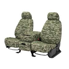 digital camo seat covers cars trucks