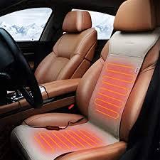 12v heated car seat cushion with