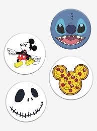 Jack Skellington Themed Decal Sticker Skin Theme Park Souvenirs Fits Popsocket Pop Socket Contemporary 1968 Now Collectibles