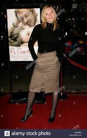 """Abby Brammell arriving at the """"P.S. I Love You"""" World Premiere ..."""