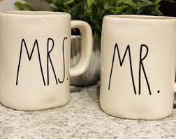 Mr And Mrs Decal Etsy