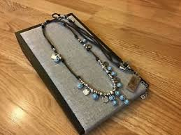nwt uno de 50 leather silver plated
