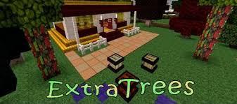 Extra Trees Mod 9minecraft Net