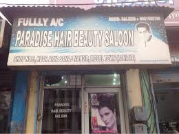 paradise saloon model town salons in