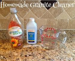 homemade granite cleaner coupon crazy