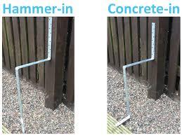 Fence Post Repair Fence Post Repair