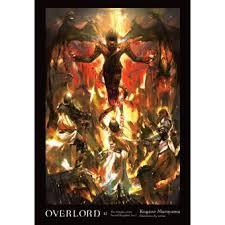overlord vol 12 light novel the