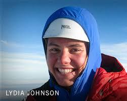 Lydia Johnson | RMI Mountain Guide