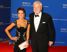 Stephanie Ruhle, Chris Matthews - White House Correspondents' Dinner 2018 -  CBS News