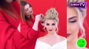 يجعلهم ملكات تسريحات عرايس فخمه 2019