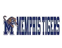 Textbook Brokers Memphis Royal Memphis Tigers Decal