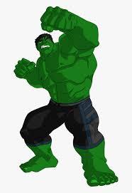 avengers clipart incredible hulk