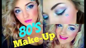 80 s makeup tutorial you