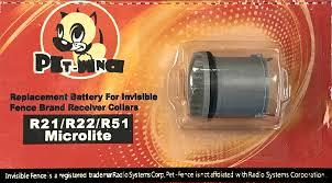 Perimeter Technologies Ifa 001 Dog Collar Battery For Sale Online Ebay