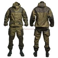 russian military army gorka 3 original