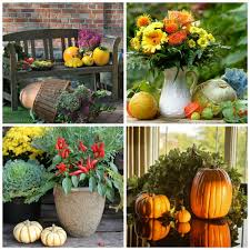 Tips For Fall Decorations Natural And Easy Autumn Decor Ideas