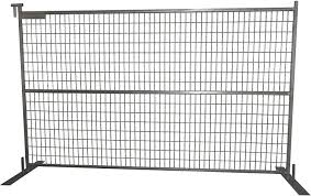 Amazon Com Broadfence Select Temporary Construction Fence Panels Welded Steel Wire Mesh Portable Gate Safety Chain Link Home Improvement