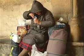 سونامی گرسنگی در میان کودکان آمریکایی/ابرقدرتی که توان سیر کردن ...