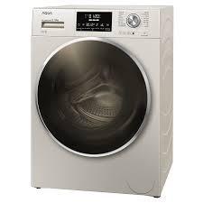 Máy giặt lồng ngang 12Kg Aqua AQD-DD1200C.N2