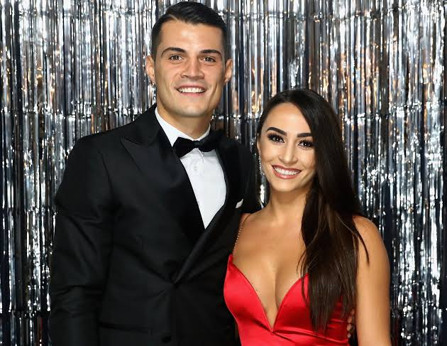 """Image result for granit xhaka wife"""""""