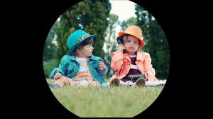 cute little boy and couple image