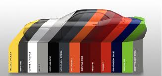 dodge releases list of heritage colors