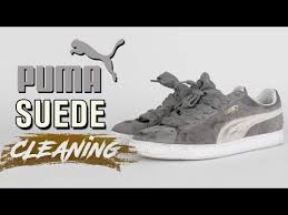 how to clean suede shoes the right way