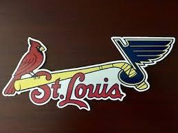 Louis Cardinals Fan Vinyl Sticker Decal Sizes Bumper Cornhole Truck Car St Rainbowlands Lk
