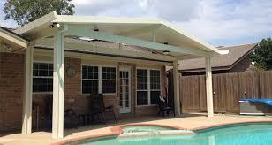 texas aluminum patio covers