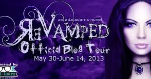 Librarian Mouse: Blog Tour Spotlight + Music Playlist + Giveaway: ReVamped  by Ada Adams