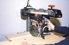 Tool School Radial Arm Saws Extreme How To