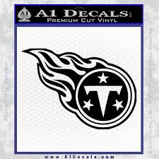 Tennessee Titans Decal Sticker A1 Decals
