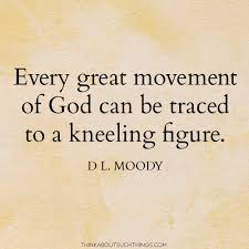 faith building dl moody quotes think about such things