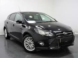 used ford focus cars in burnley