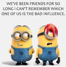 friendship quotes minions quotes your daily dose