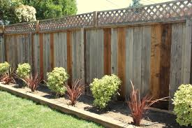Aging A Redwood Fence Diy Fail 346 Living