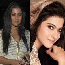 kajol photos without makeup saubhaya