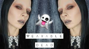 wearable dead makeup tutorial perfect