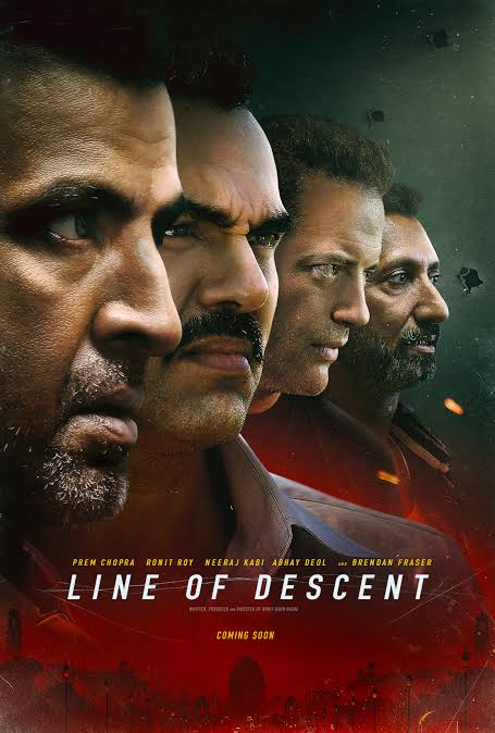 Line of Descent (2019) Hindi Proper TRUE WEB-DL 1080p 720p 480p 200MB HEVC GDrive