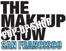the makeup show pop up san